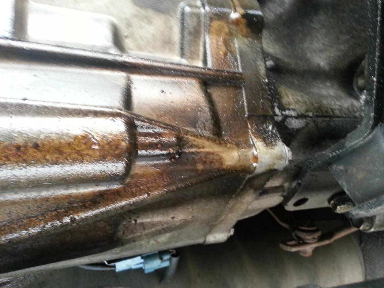 Transfer case leaking oil - Toyota 4Runner Forum - Largest