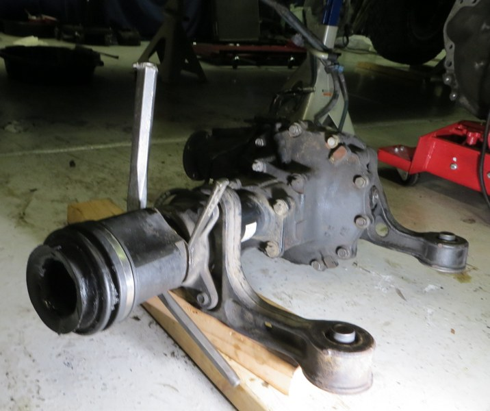 Front diff ruined - are '97 and '99 interchangeable? Ratio? - Toyota