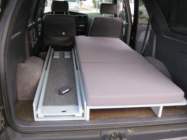 Sleeping Platform Single Person Toyota 4runner Forum