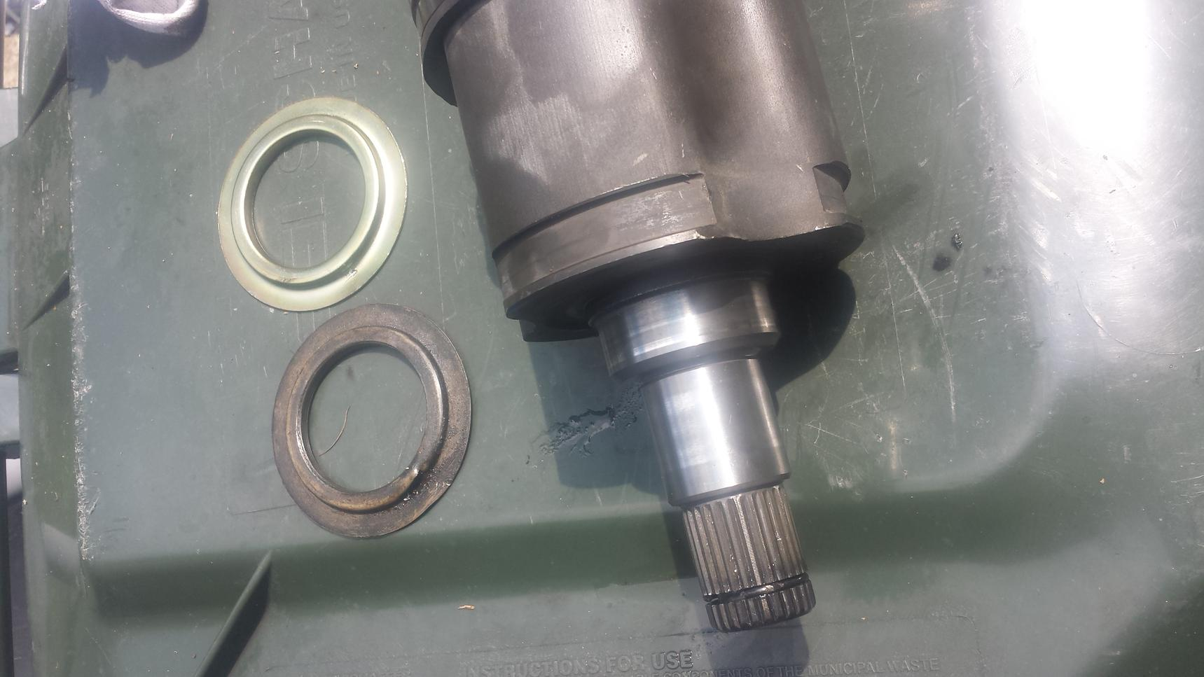 Armoured Vehicles Latin America ⁓ These Cv Joint Noise After Replacement