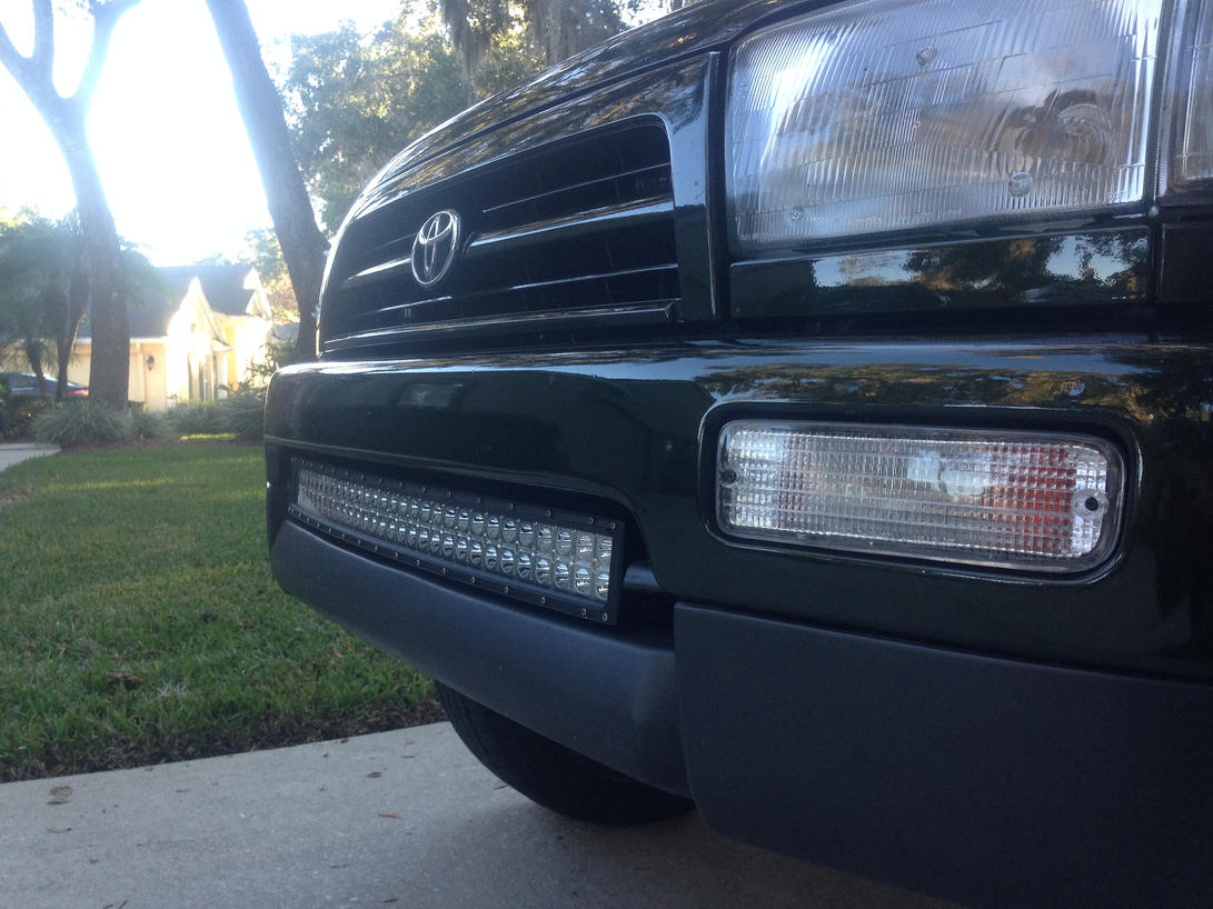 3rd Gen 4runner Led Light Bar >> Show Off Your LED Light Bars - Page 6 - Toyota 4Runner Forum - Largest 4Runner Forum