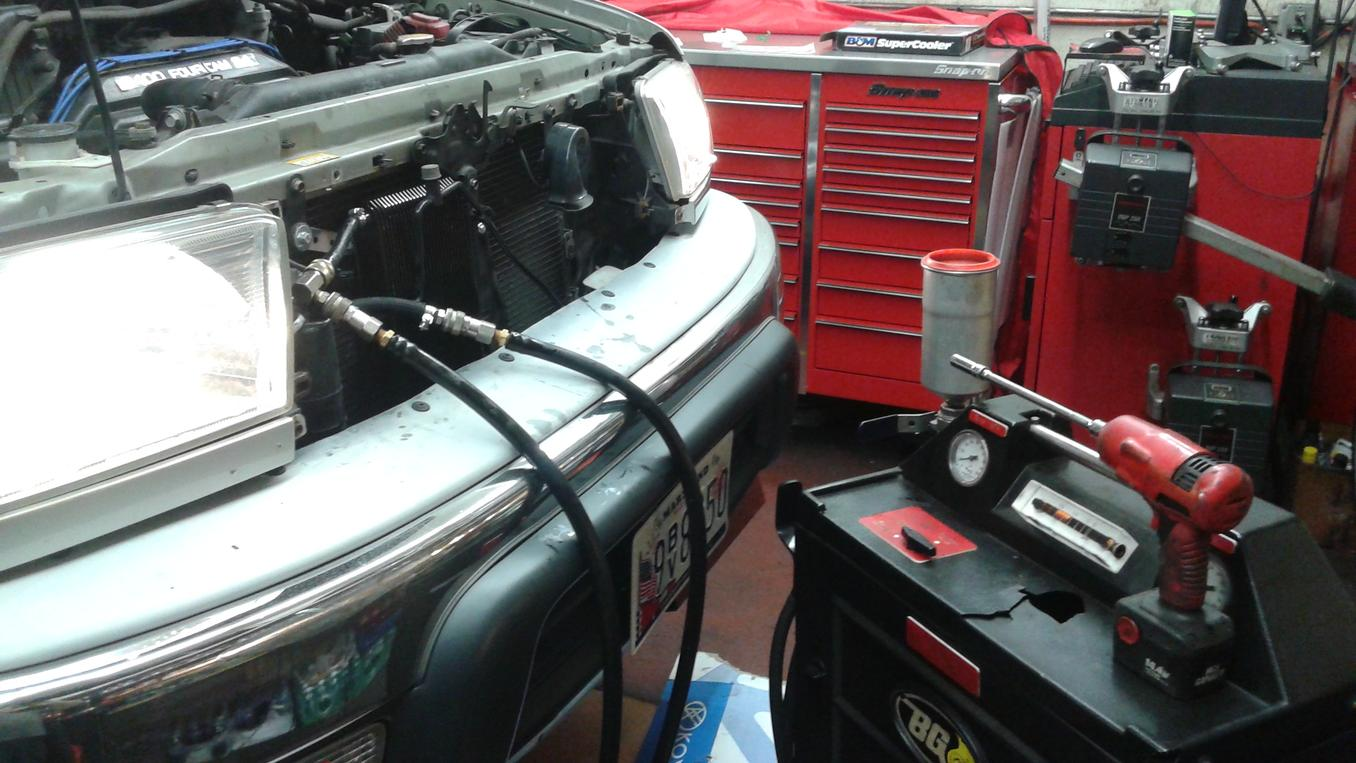 Transmission Fluid Change - Page 3 - Toyota 4Runner Forum