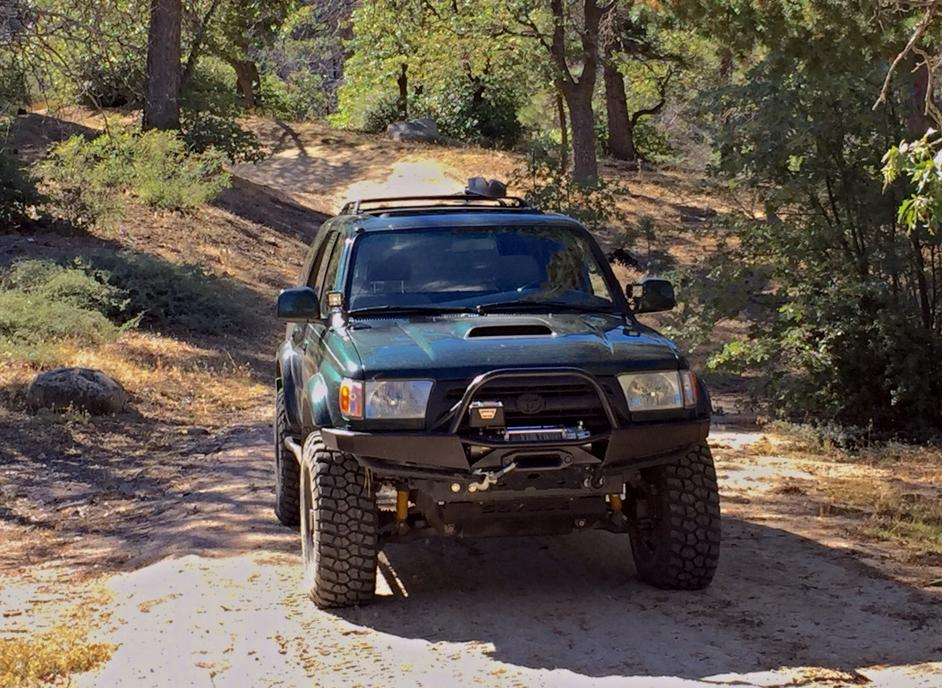 Addicted Off Road Plate Bumper Group Buy Photos Page 3