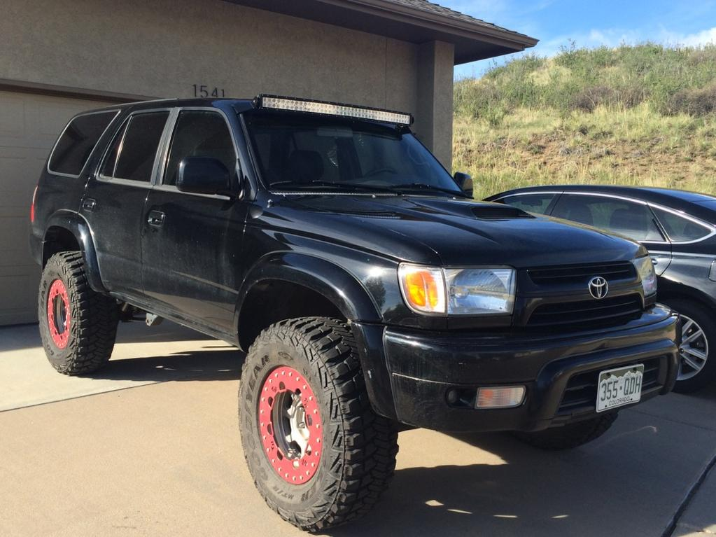 3rd Gen 4runner Led Light Bar >> Show Off Your LED Light Bars - Page 7 - Toyota 4Runner Forum - Largest 4Runner Forum