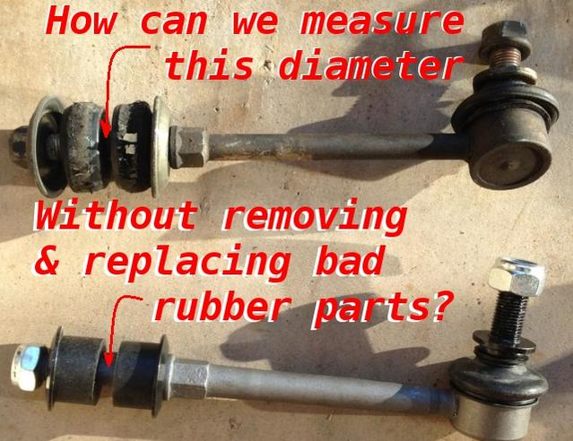 Steering Rack and Front Sway Bar Bushing Replacement - Page
