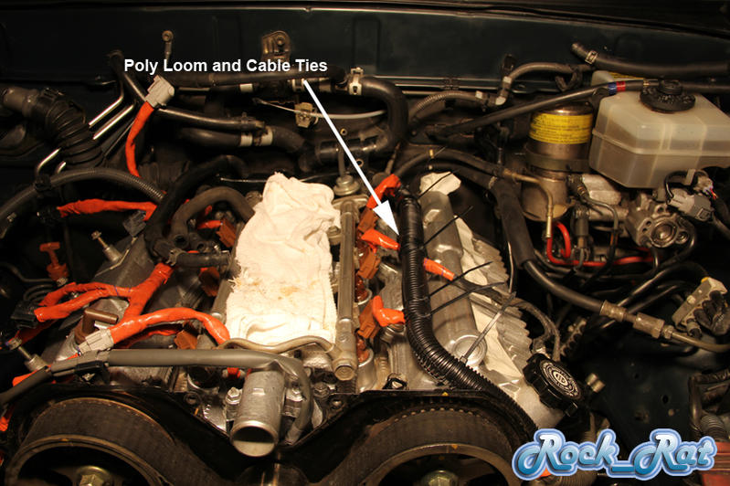 solution to brittle wiring harness cover under plenum toyota rh toyota 4runner org 4AF Timing 4th Air Force