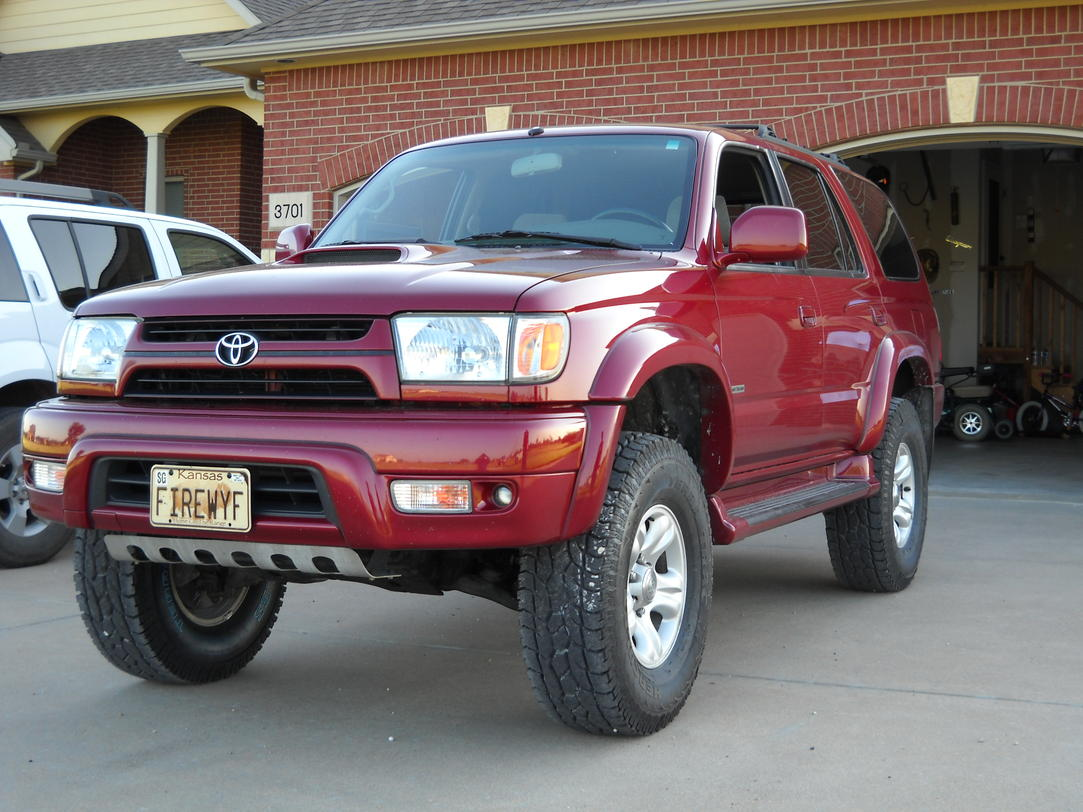 3 Quot Lift And New 285 75 16 Tires Toyota 4runner Forum Largest 4runner Forum