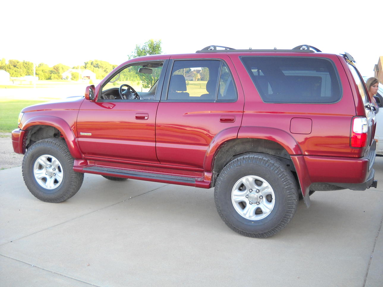 3 Quot Lift And New 285 75 16 Tires Toyota 4runner Forum