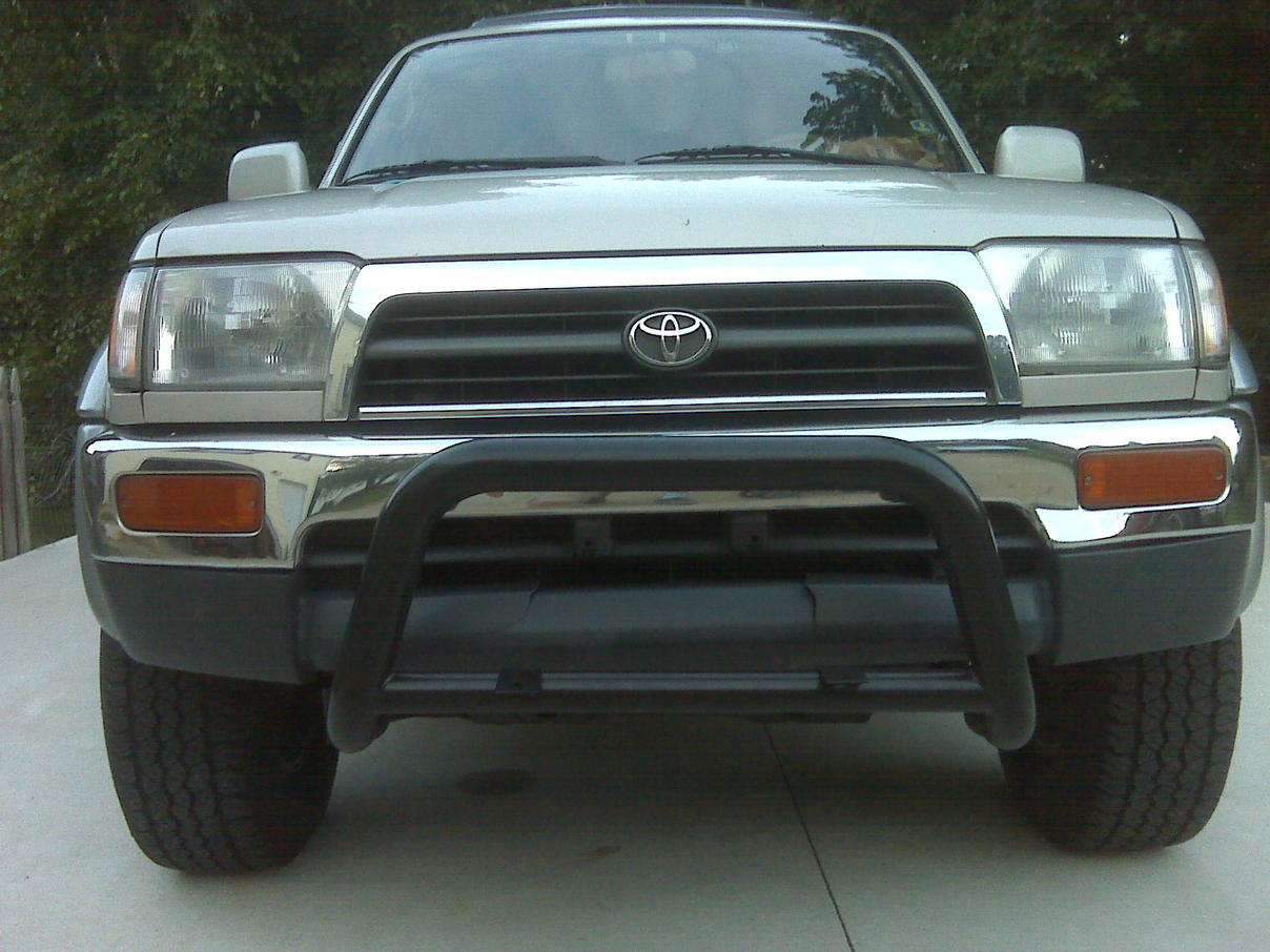 Hunter Bull Bar Installed Toyota 4runner Forum Largest Need Some Help With Hella Lights Wiring Img00358