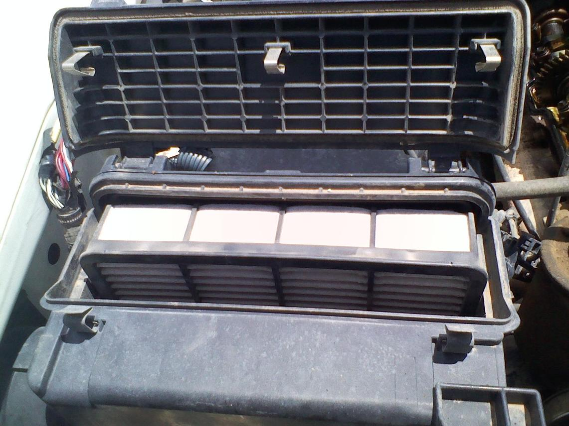 After Getting A New Air Filter From A Shop Toyota 4runner Forum Largest 4runner Forum