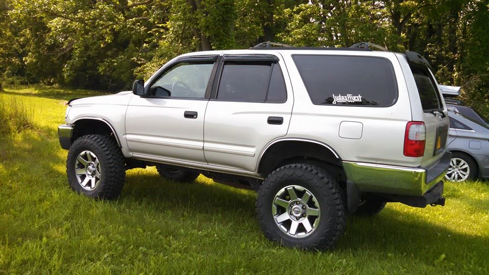 REVIEW: TRD Tundra Lift VS OME - Toyota 4Runner Forum - Largest