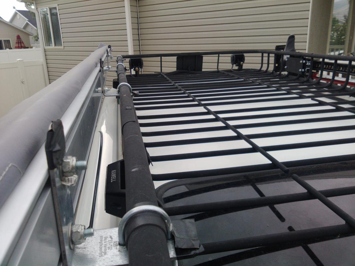 Does Anyone Have The Arb Roof Top Tent With Arb Awning Toyota