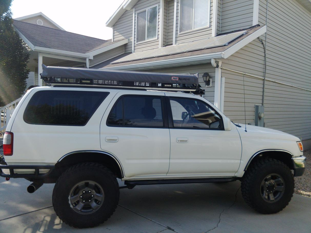 Inexpensive Full Length Roof Rack Curt Rack Toyota 4runner Forum Largest 4runner Forum