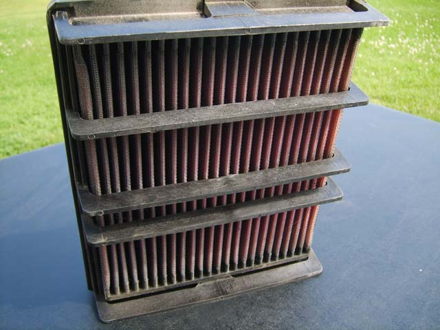 cabin air filter how to change 4runner 3rd gen