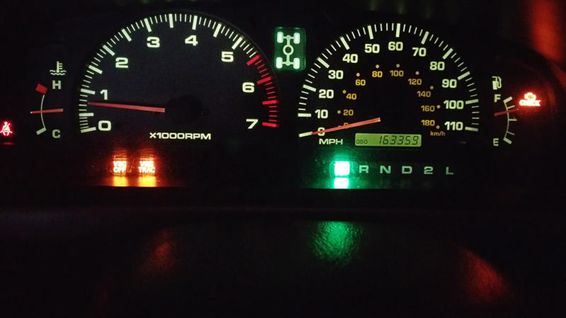 Must Be Christmas Because My Dash Just Lit Up Like A Tree