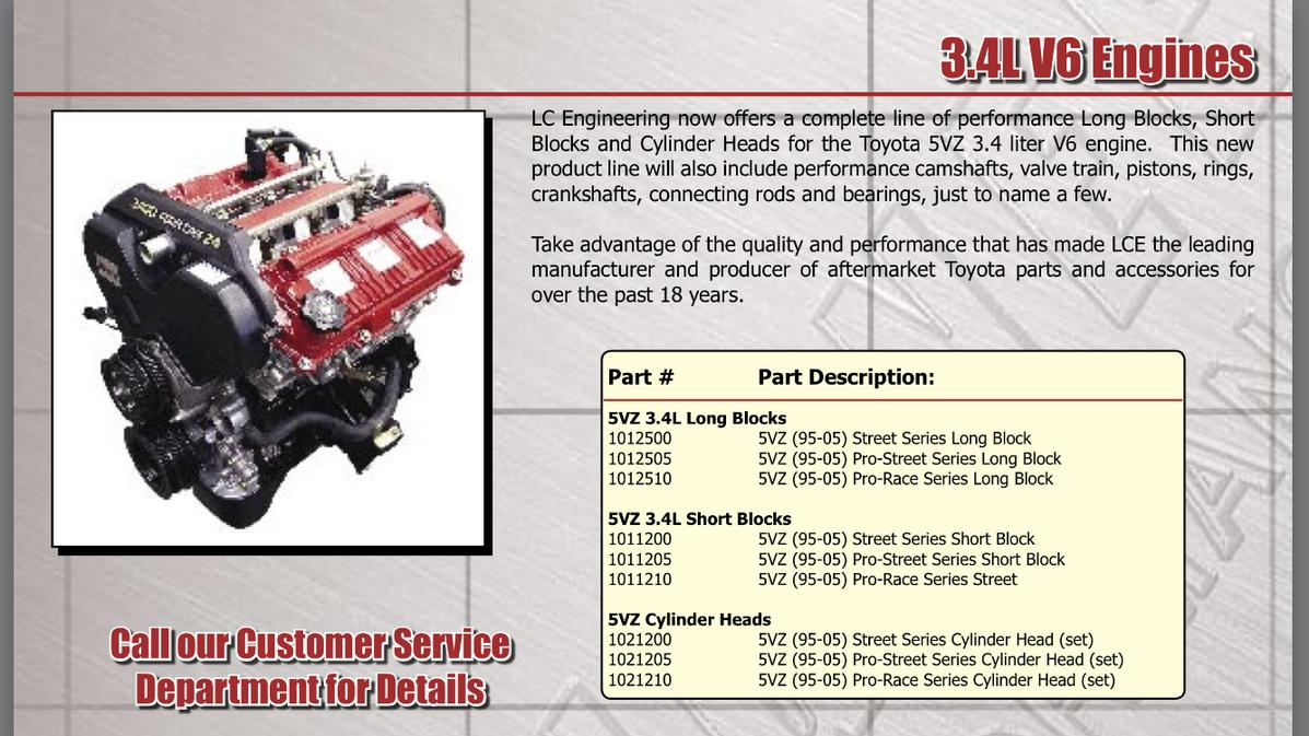 New engine? Factory parts? Warranty? Has anyone seen this? - Toyota