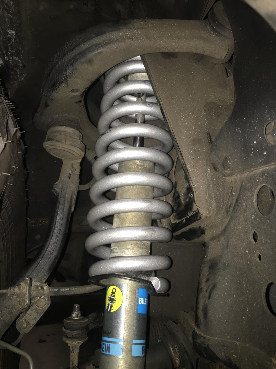 Eibach/toytec coil issue  Opinions?????? - Toyota 4Runner