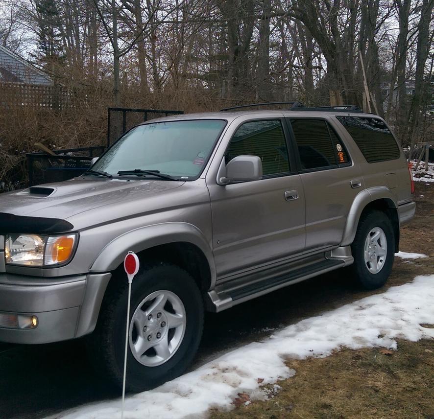 Toyota Maine: OEM Toyota Wheel Options/pics For 3rd Gen 4runner *post Em