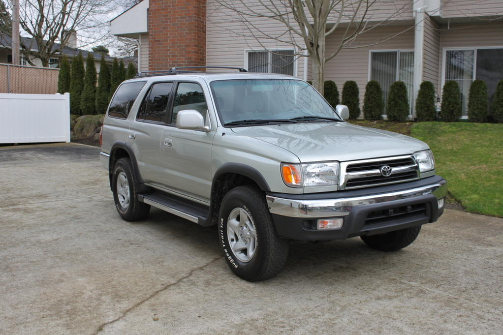 Nice 2000 4runner On Craigslist 96K - Toyota 4Runner Forum