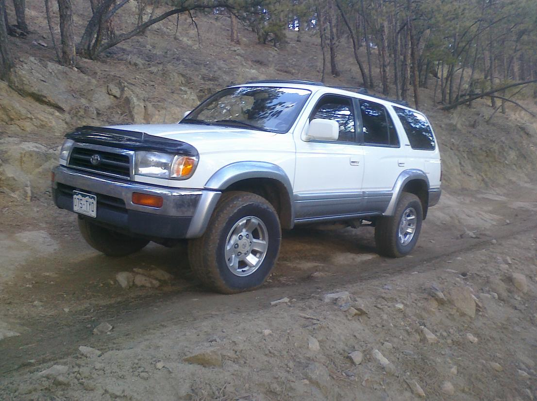 Stock 3rd Gens Without Running Boards Care To Share Pics Toyota
