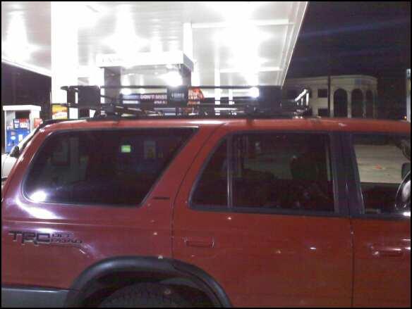 Surco roof rack? - Toyota 4Runner Forum - Largest 4Runner ...