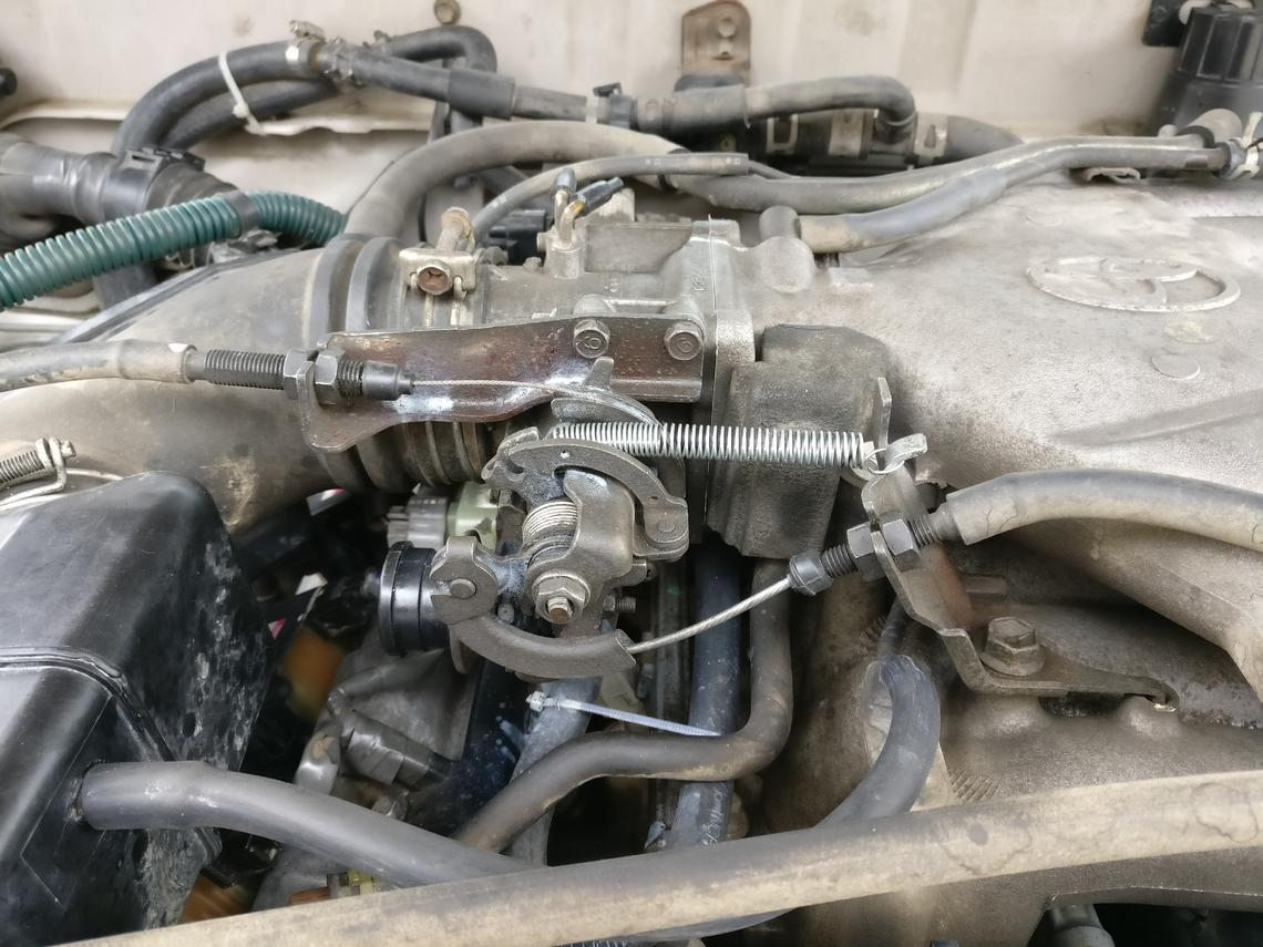 Stumped By High Idle Toyota 4runner Forum Largest 2000 Control Valve Attached Img 20170422 163355 1336 Kb
