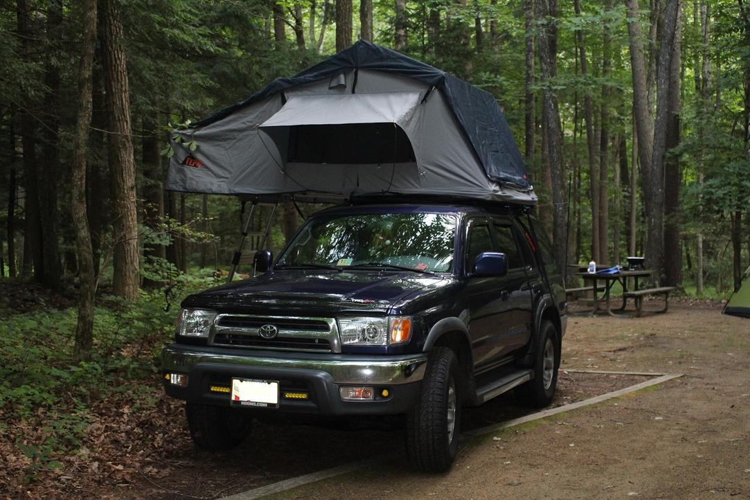 Roof Top Tent Questions (Some 3rd Gen Specific) - Toyota ...