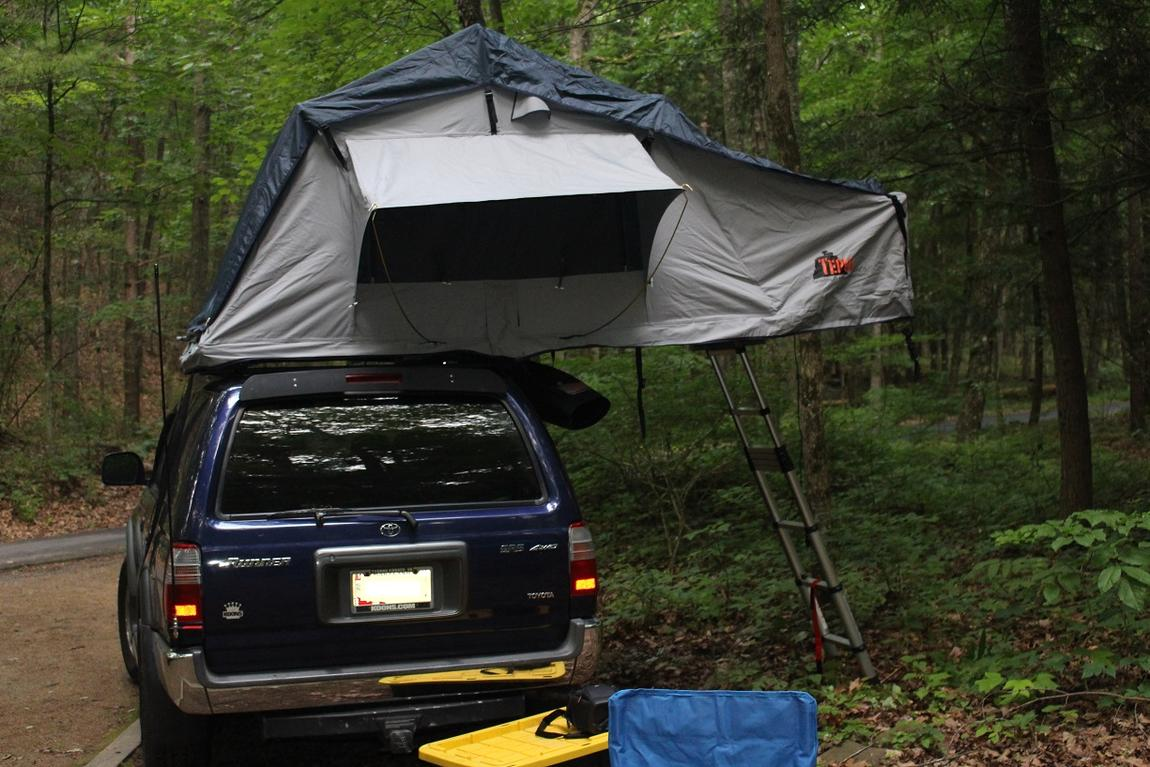 ... Roof Top Tent Questions (Some 3rd Gen Specific)-img_0563-jpg & Roof Top Tent Questions (Some 3rd Gen Specific) - Toyota 4Runner ...
