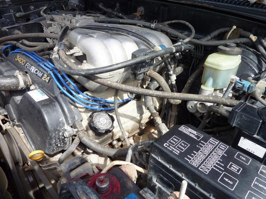 28  2001 4runner spark wire  jeffdoedesign com Chevy Spark Plug Wiring Diagram 1999 Ford Ranger Spark Plug Wiring Diagram