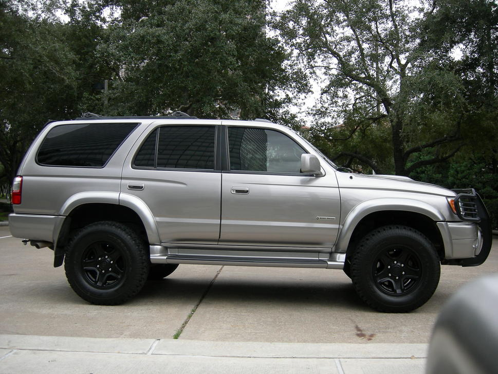 Thundercloud T4r With Black Rims Page 2 Toyota 4runner Forum Largest 4runner Forum