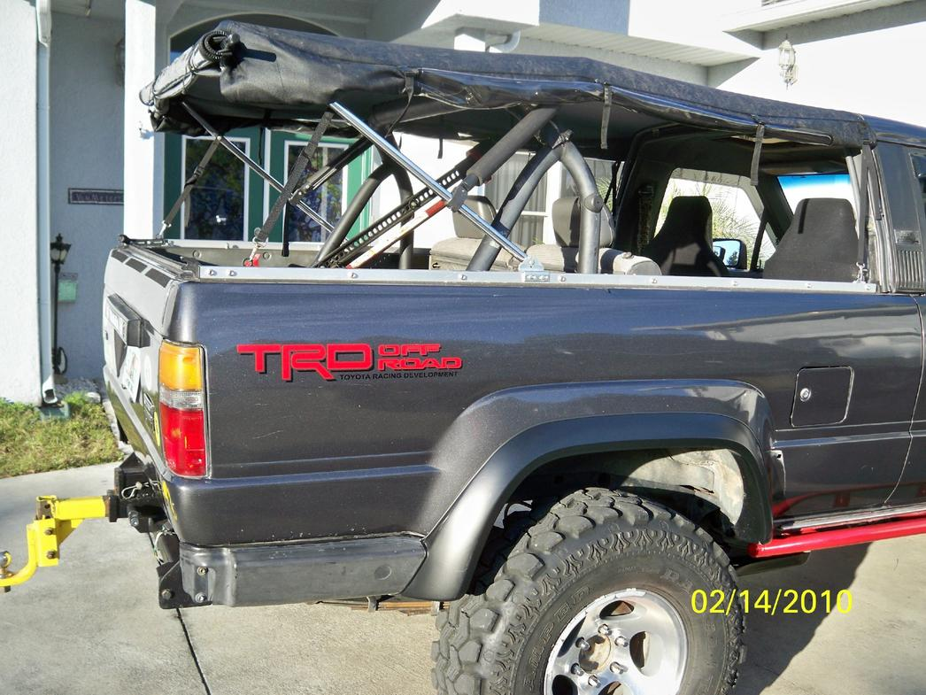 Trd Offroad Stickers Pics Page 2 Toyota 4runner