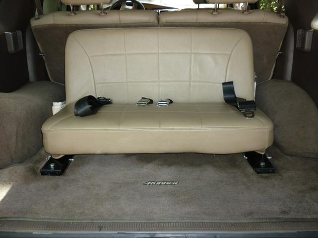toyota 4runner third row seat for sale. Black Bedroom Furniture Sets. Home Design Ideas