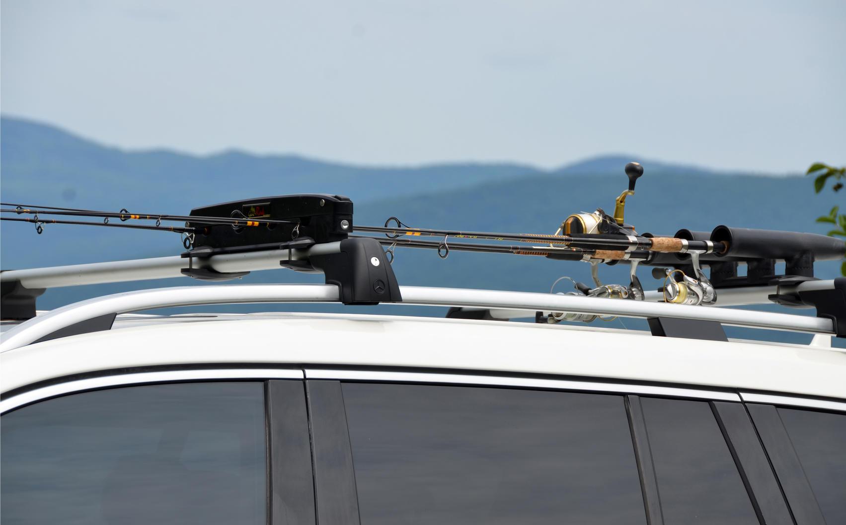 Roof Rack Fishing Pole Carrier 54 Off Teknikcnc Com