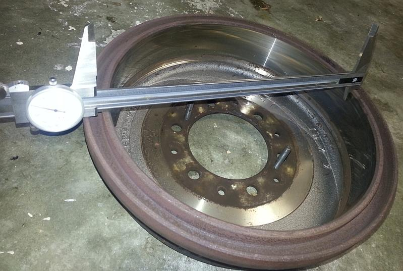 Drum Brake Shoe Replacement - Page 2 - Toyota 4Runner Forum