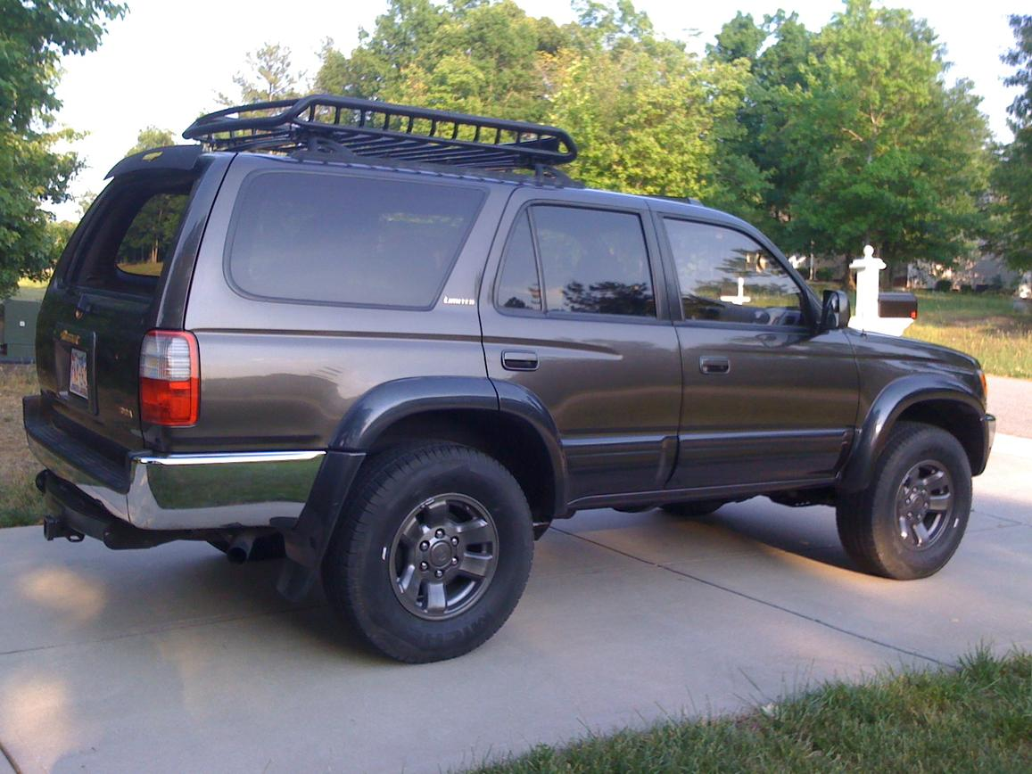 Painted Wheels Today Toyota 4runner Forum Largest