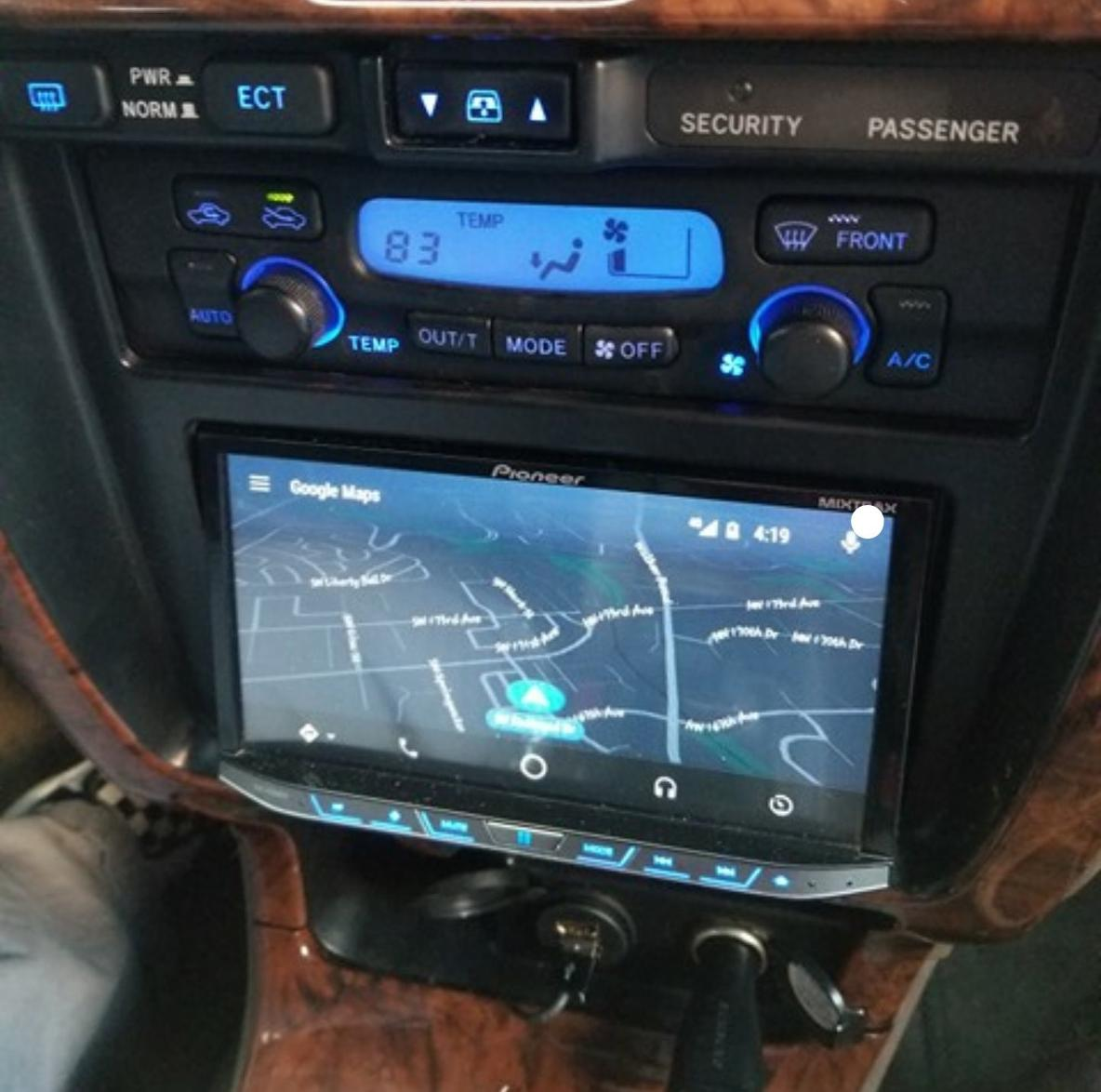 Double din head unit Android - Toyota 4Runner Forum - Largest