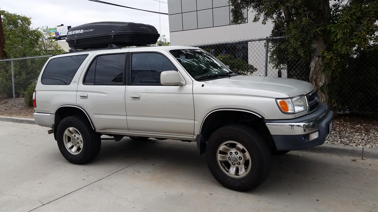 3rd Gen 4Runner Lift Information and FAQ's - Page 47 - Toyota