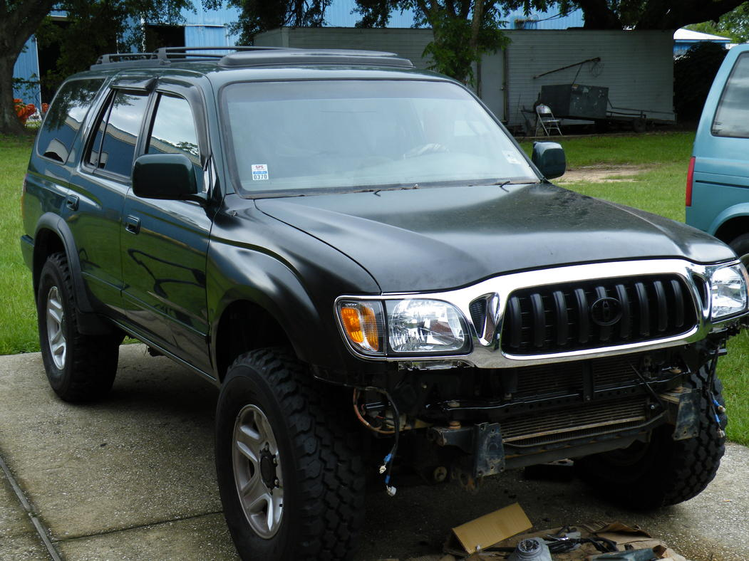 Taco front end conversion???? - Page 2 - Toyota 4Runner
