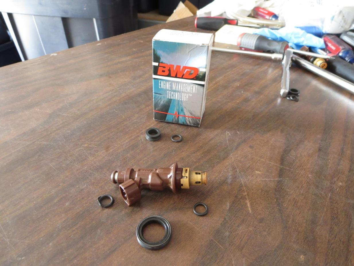 Fuel injector O ring issue - Toyota 4Runner Forum - Largest