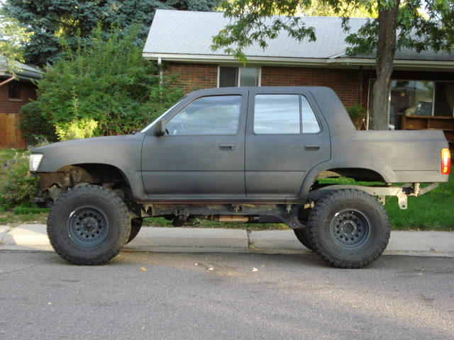 thinking of cutting of the back... - Page 2 - Toyota 4Runner Forum - Largest 4Runner Forum