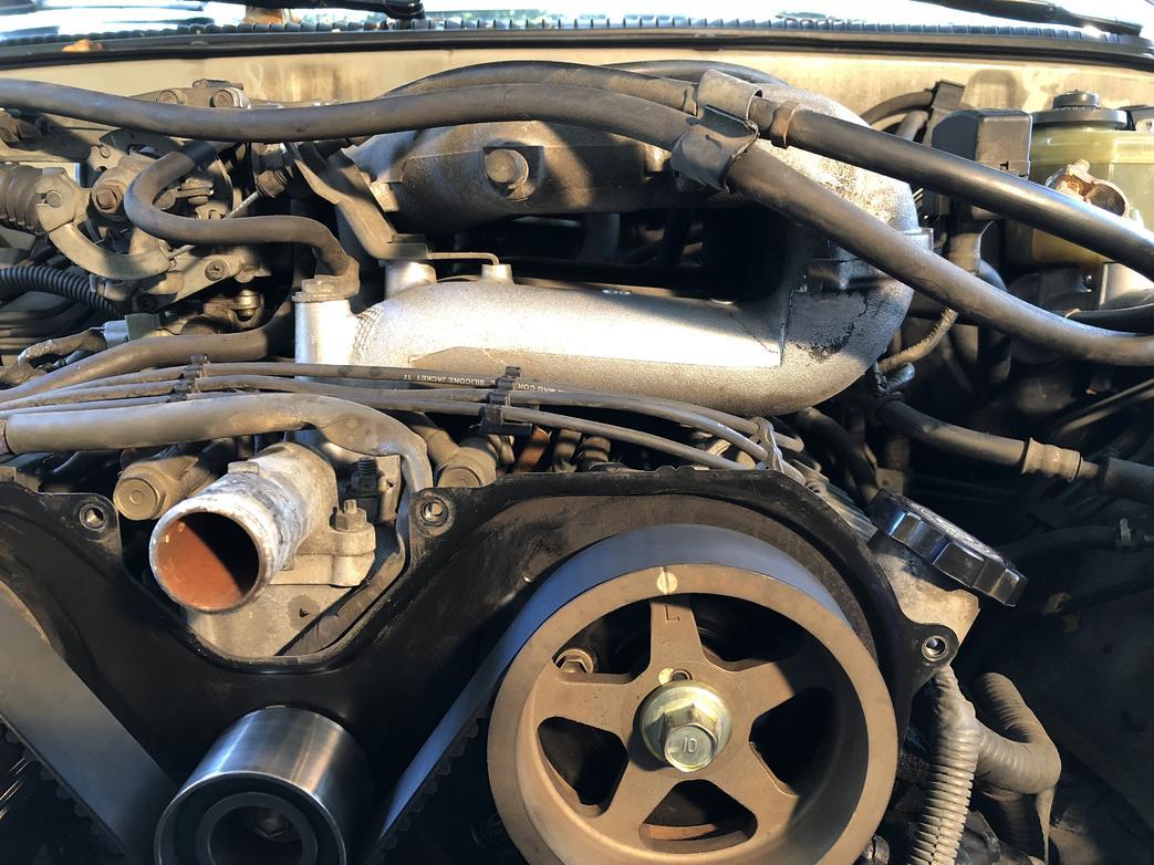 Honda Odyssey Timing Belt Marks