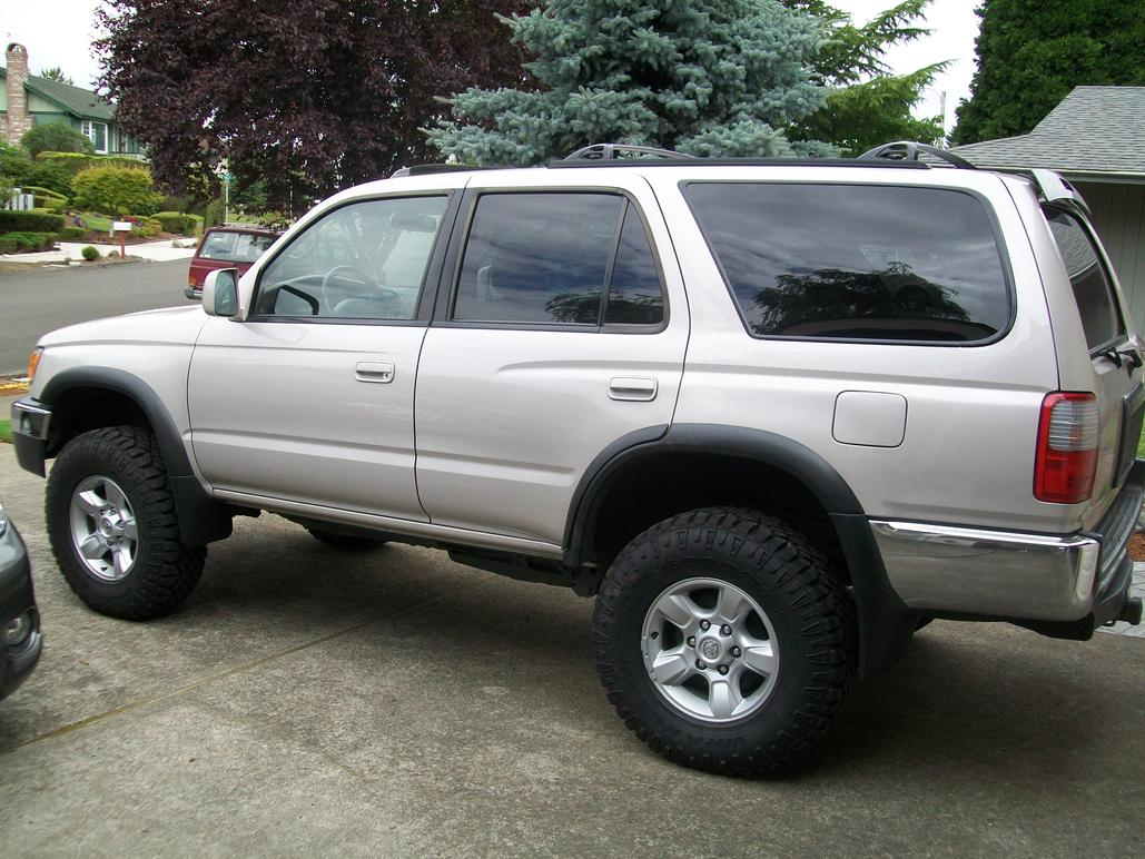 Post Your Photos Of 3 Inch Lift With 32 Tires Toyota 4runner Forum Largest 4runner Forum