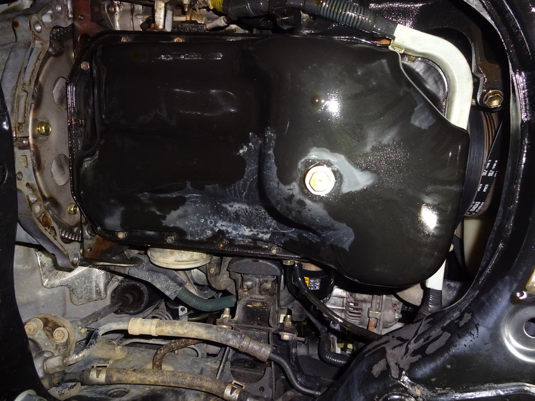 Need help with mysterious major oil leak - Toyota 4Runner Forum