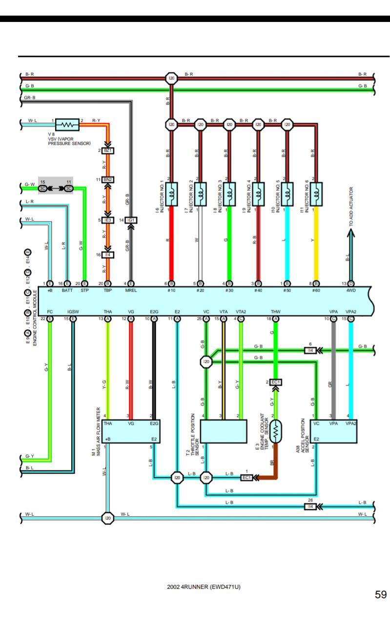 1998 Ecu Wiring Diagram  Tis Site Gone