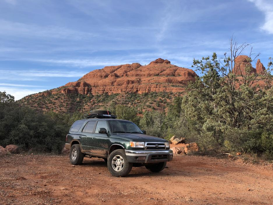 3rd Gen T4r Picture Gallery Page 1019 Toyota 4runner