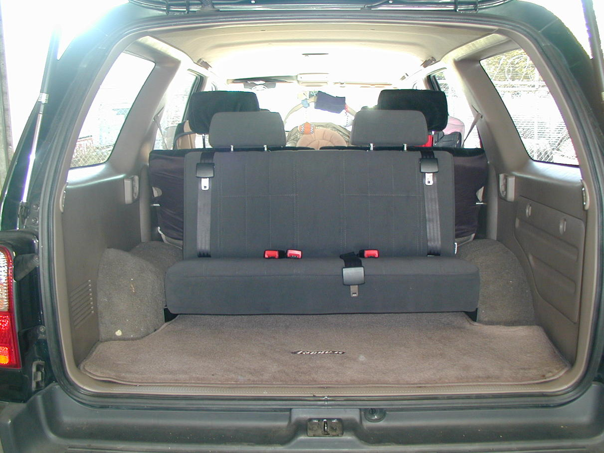 2008 toyota 4runner third row seat. Black Bedroom Furniture Sets. Home Design Ideas