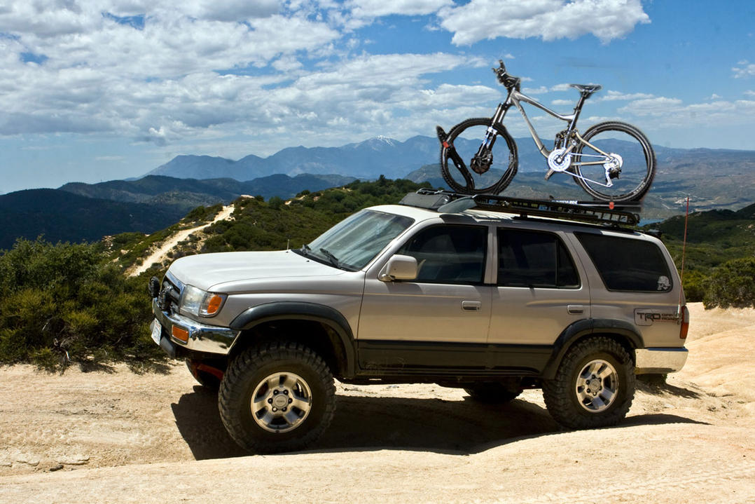 Yakima Mounts Toyota 4runner