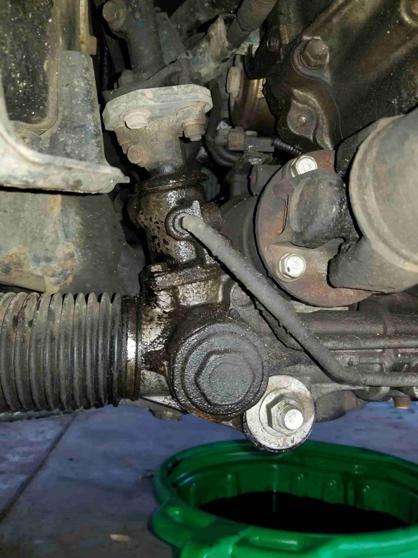 Options for leaking Steering Rack - Toyota 4Runner Forum