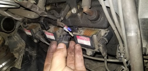 I F***d up. Ripped an ignition coil wire. Advice?-1549644381374-jpg