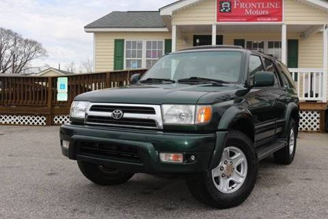 3rd Gen 4Runner Buyer's Guide-1999-jpg
